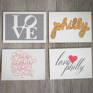 Philadelphia Assorted Notecards