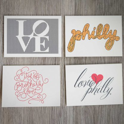 Philadelphia Assorted Notecards