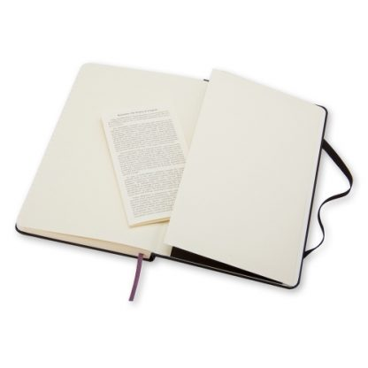 Moleskine Classic Plain Notebook