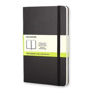 Moleskine Classic Plain Notebook