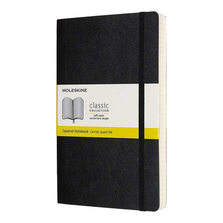 Moleskine Classic Squared Notebook