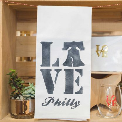 Liberty Bell Tea Towel