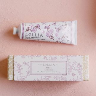 Relax Shea Butter Handcream