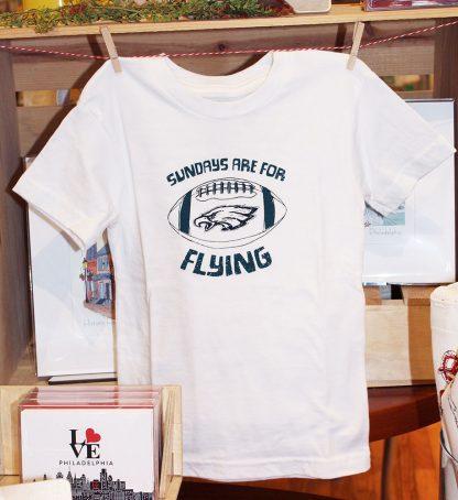 meet 6e1b7 ae718 Philadelphia Eagles T-Shirt - Paper On Pine