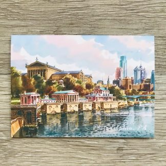 Philadelphia Museum of Art notecards