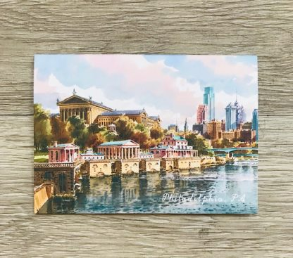 Philadelphia Museum of Art notecards