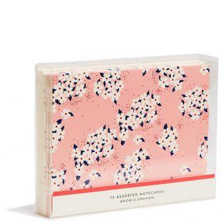 Fleur Blank Notecards