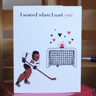 Gritty Love card