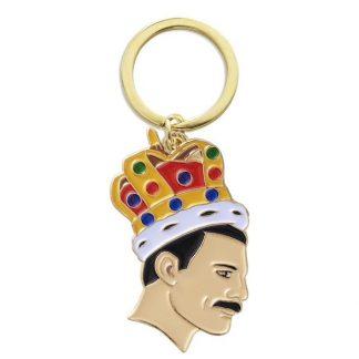 Freddie Mercury Keychain