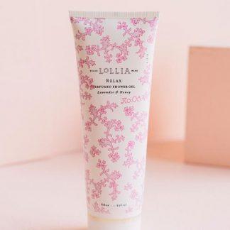 Relax Perfumed Shower Gel
