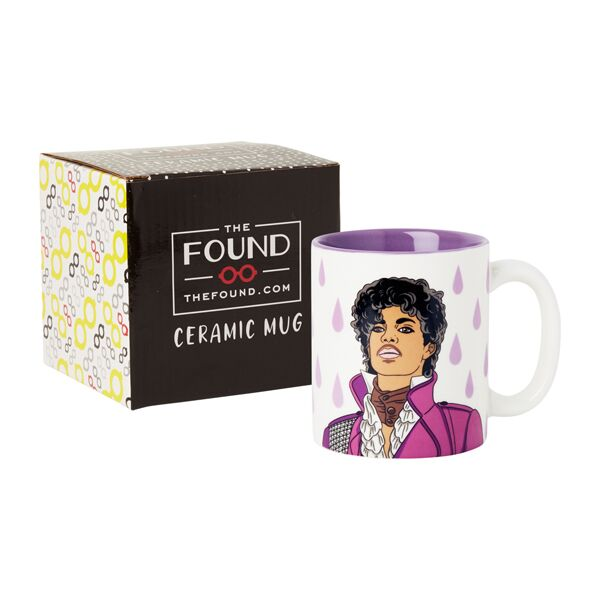Prince Purple Rain Coffee Mug