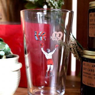 Philadelphia Icons pint glass