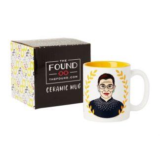 Ruth Bader Ginsburg Coffee Mug
