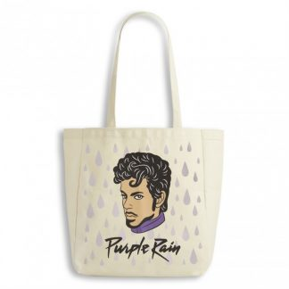 Prince Purple Rain tote bag