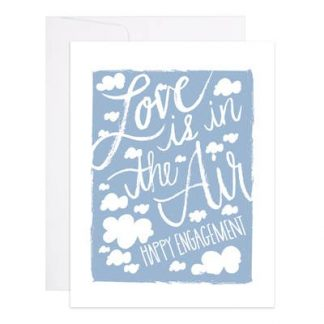 Love Is In The Air Card