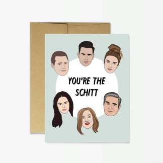 Schitt's Creek Card