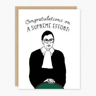 Ruth Bader Ginsburg Congrats