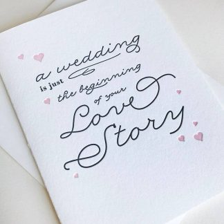 Love Story Card