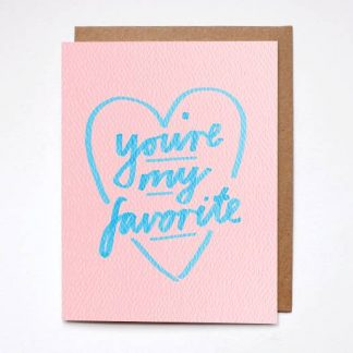 You're My Favorite Card