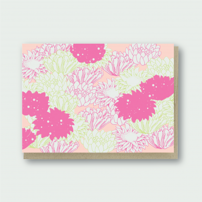Meadow Bloom Blank Card