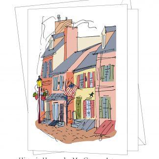 Historic Houses card
