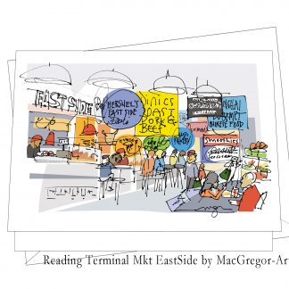 Reading Terminal Market card