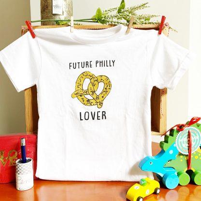 Future Philly Pretzel Lover T-Shirt