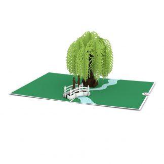Willow Love Scene 3D card