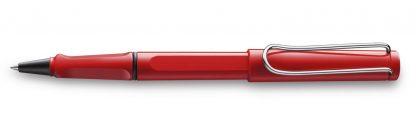 Lamy Red Safari Rollerball Pen