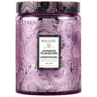 Japanese Plum Bloom candle