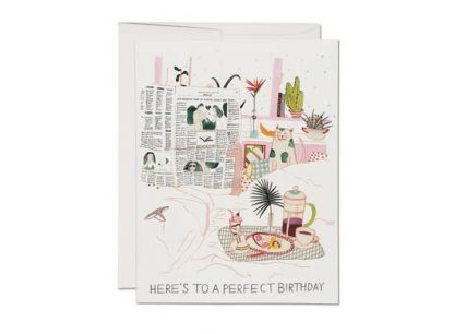 Perfect Birthday card