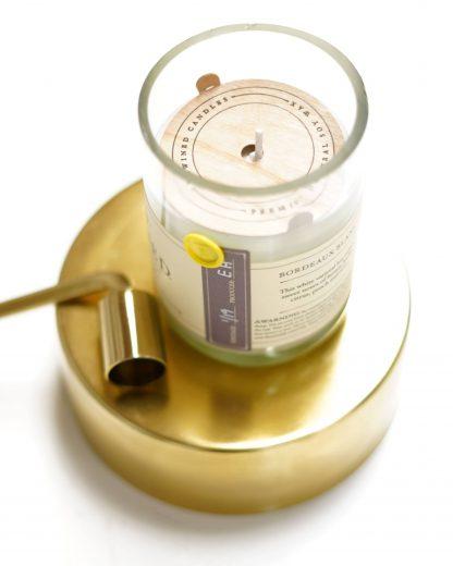 Rewind Bordeaux Blanc Candle