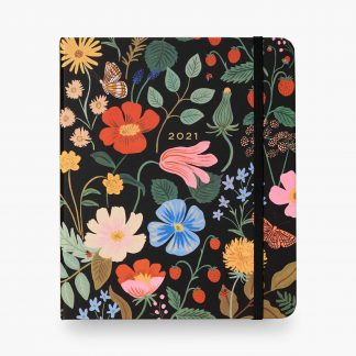 Strawberry Fields 17 Month 2021 Planner