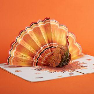 Turkey 3D card
