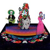 Day of the Dead 3D card