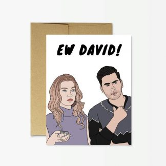 Schitt's Creek Funny Card