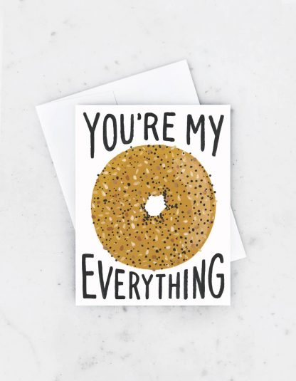 You're My Everything card