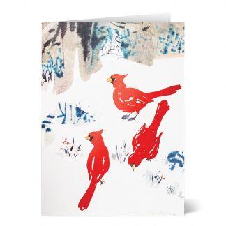 Cardinals Holiday Cards