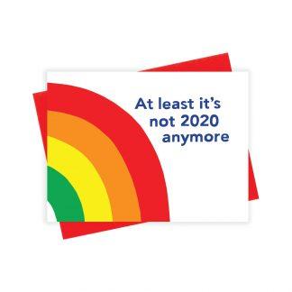 Not 2020 card