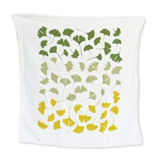 Gingko Tea Towel