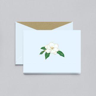Magnolia Blossom Notecards