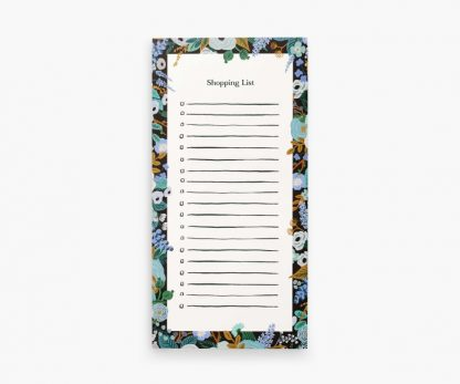 Garden Party List Pad