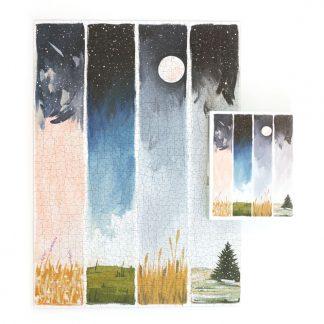 Starry Seasons Puzzle