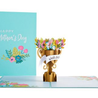 Mother's Day Award card