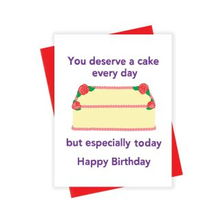 HBD Today Card