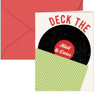 Deck the Hall & Oates Philly Holiday Cards Boxed Set