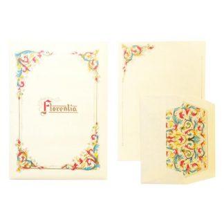 Florentia Portfolio Sheets