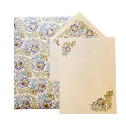 Peacock Portfolio Sheets