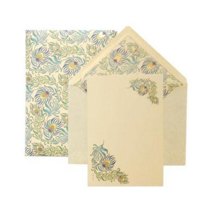 Peacock Cards Portfolio Medium
