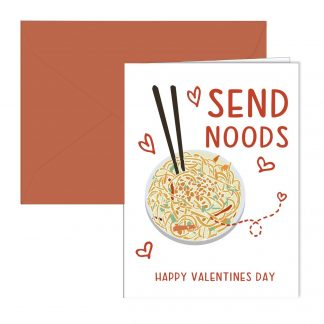 Send Noods Valentines Day Card
